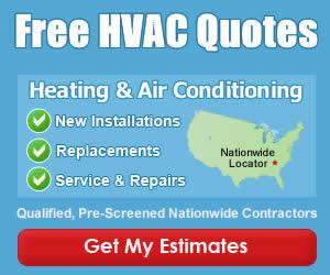 Free HVAC Estimates Now!
